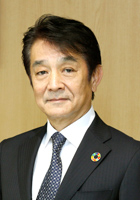 Isao Matsumoto, ROHM President and CEO