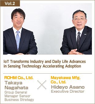 IoT Transforms Industry and Daily Life Advances in Sensing Technology Accelerating Adoption