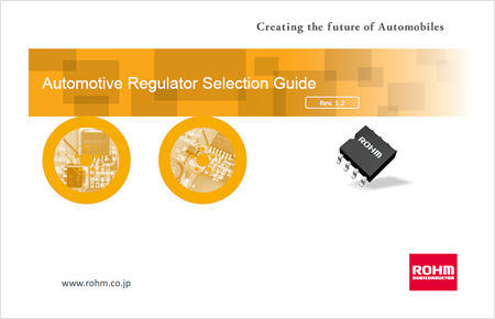 Automotive Regulator Selection Guide Rev. 1.2