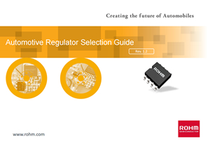 Automotive Regulator Selection Guide