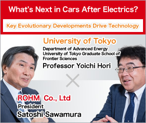 What's Next in Cars After Electrics? Key Evolutionary Developments Drive Technology