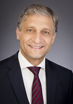 President of ROHM Semiconductor GmbH Christian Andre