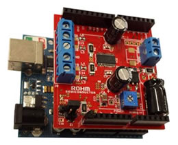 Stepper Motor Driver Evaluation Kit