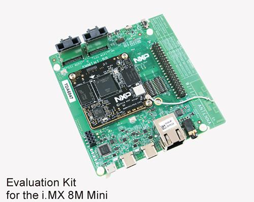 Evaluation Kit for the i.MX 8M Mini