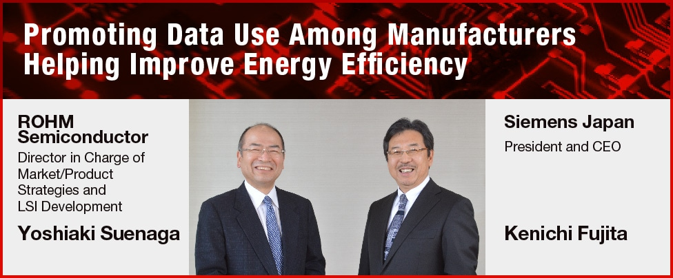 Promoting Data Use Among Manufacturers Helping Improve Energy Efficiency