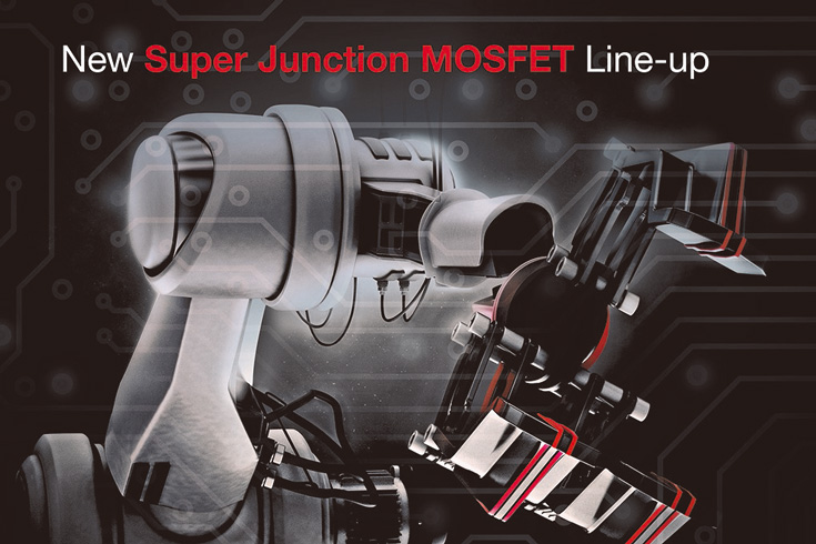 New Super Junction MOSFET Line-up