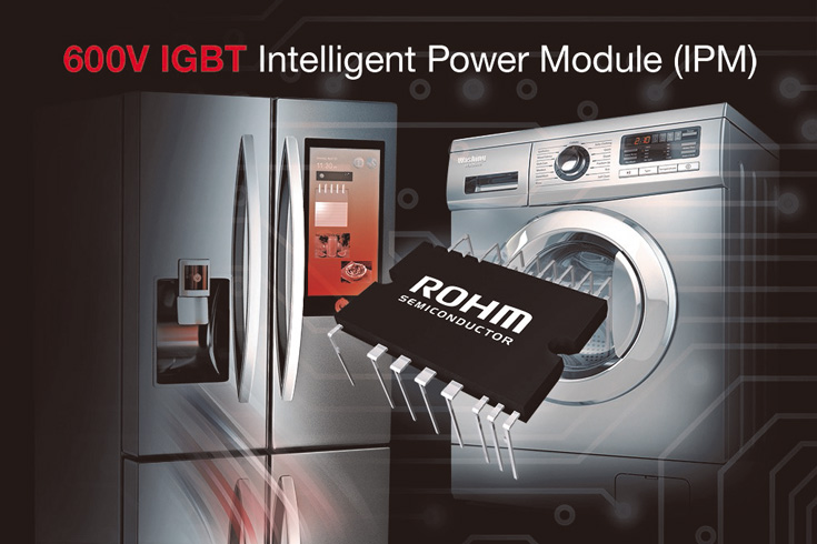 600V IGBT Intelligent Power Module (IPM)