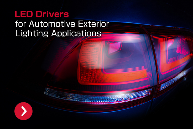 LED Drivers for Automotive Exterior Lighting Applications