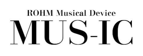 ROHM Musical Device - MUS-IC