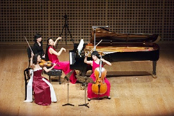 The ROHM Music Foundation sponsors a variety of performances