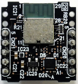 Bluetooth®LE Add-On BoardSPRESENSE-BLE-EVK-701