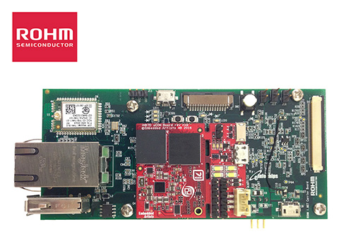 SOM based on NXP® i.MX 7D MPU and ROHM's BD71815GW PMIC