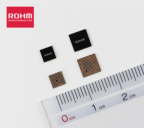 ROHM PMIC for Intel Skylake processor