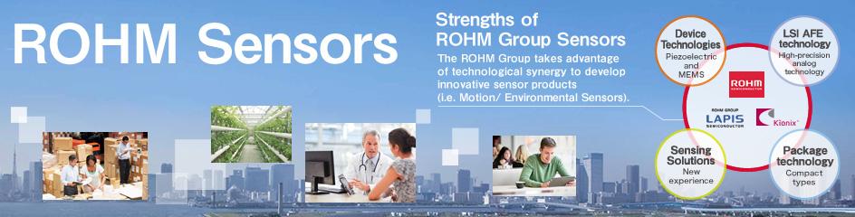 ROHM Sensors