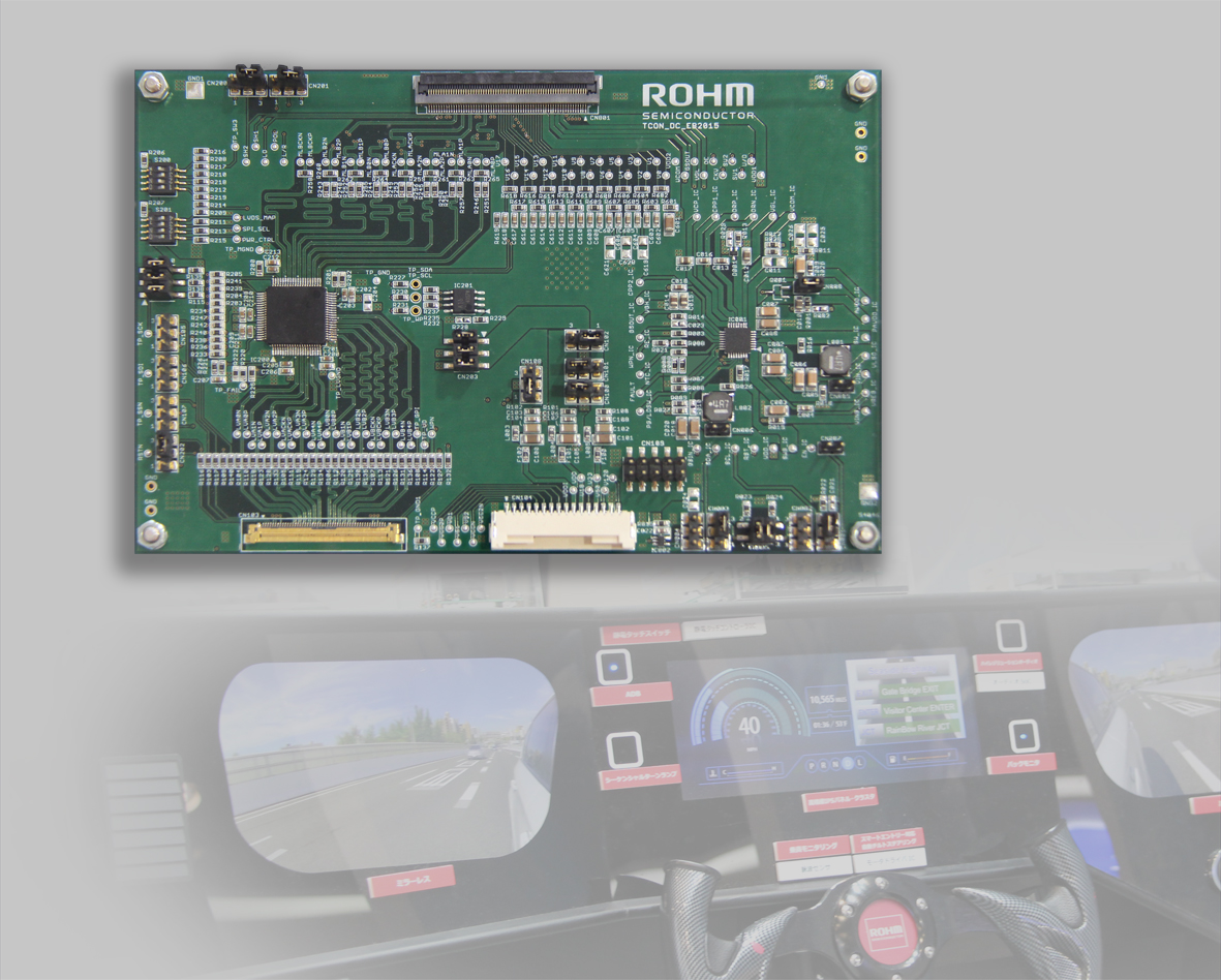 For Automotive Applications Chipsets