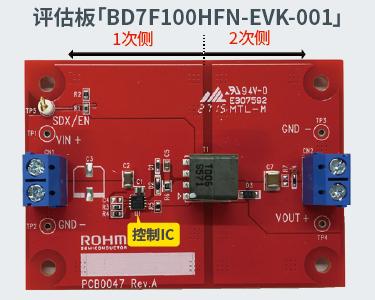 评估板「BD7F100HFN-EVK-001」