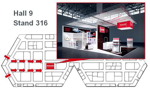 Booth: Hall 9-316
