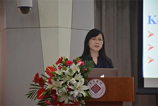 中国科学院微电子所院士 刘明教授 主题演讲