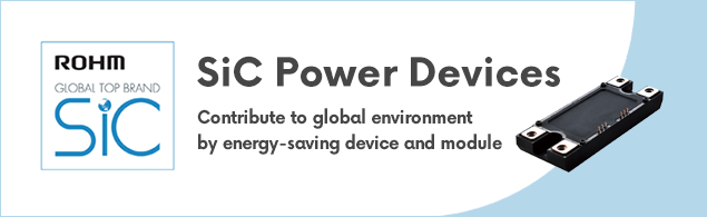 ROHM SiC Power Devices