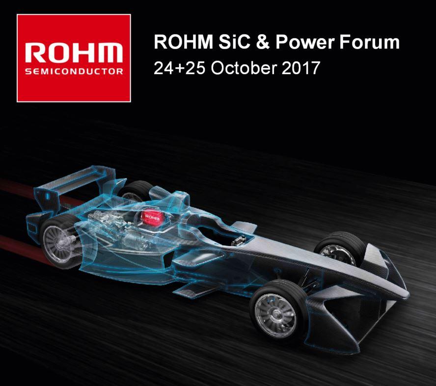 ROHM SiC Forum 2017