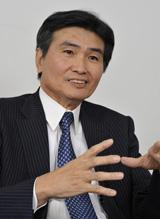 Satoshi Sawamura President, Rohm Co., Ltd.