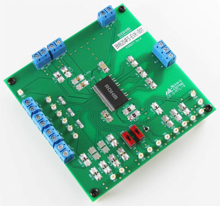 BM620xFS-EVK-001 series