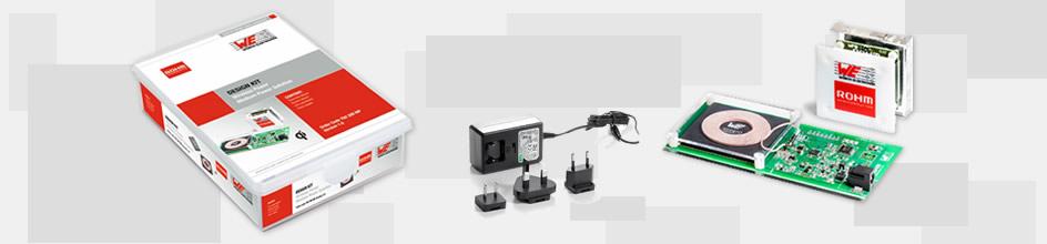 Wireless Power Design Kit for Medium Power