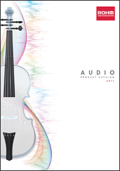 Audio Product Catalog