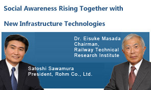 Social Awareness Rising Together with New Infrastructure Technologies