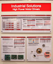 Industrial Solutions High Power Motor Drivers