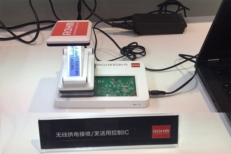 无线供电接收/发送用控制IC