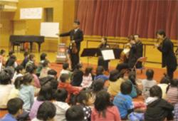 Disaster Area Benefit Concert(Ishinomaki, Miyagi)