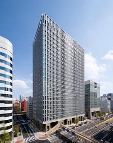 Shimizu Corporation Head Office Building