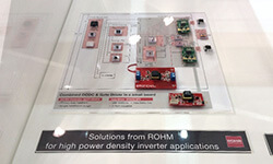 Solutions for high power density inverters
