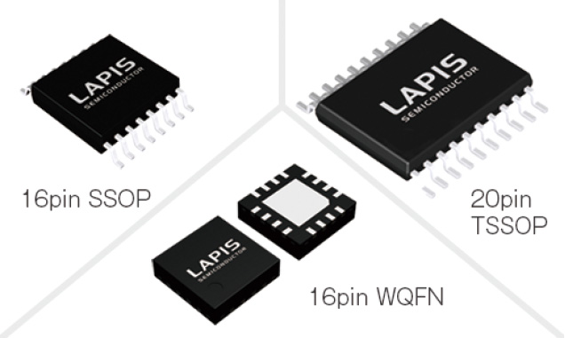 LAPIS Semiconductor ML620130 family