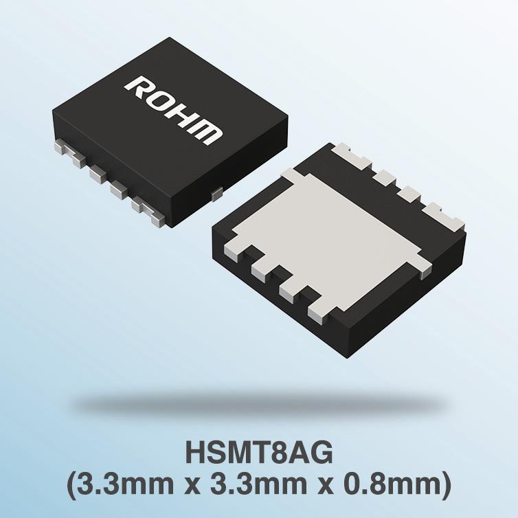 HSMT8AG Package