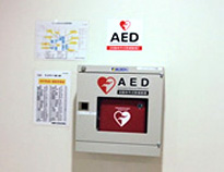Installment of AED