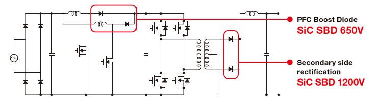 Automotive Charging Circuit