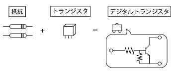 デジタルトランジスタ