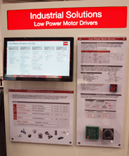 Industrial Solutions Low Power Motor Drivers