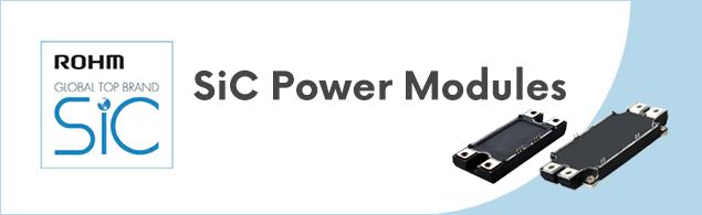 ROHM SiC Power Modules