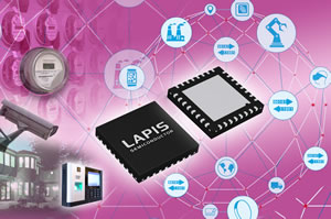 Low Power MCU, Sensors and Communication ICs