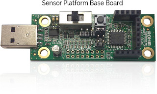 ROHM Semiconductor's Sensor Platform Base Board