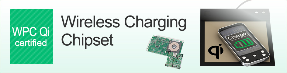 Wireless Charging Chipset