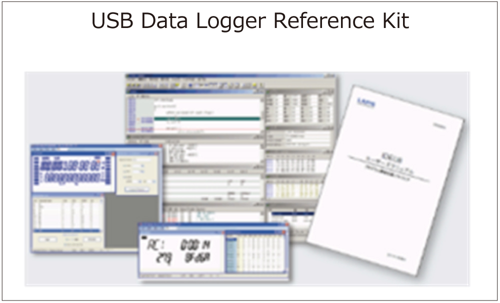 USB Data Logger Reference Kit