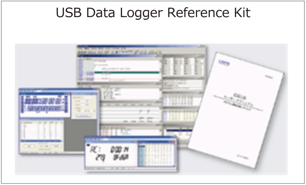 USB Data Logger Reference Kit